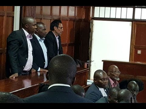 Nandi Hills MP pleads not guilty to charges of conspiracy and forgery