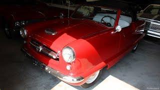 1954 Nash Metropolitan Convertible at Country Classic Cars