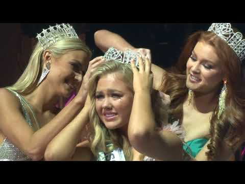 2018 MISS MISSISSIPPI TEEN USA CROWNING MOMENT