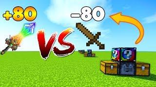 ŞANSLI DÜĞMELER SPİRAL ŞANS BLOKLARI - Minecraft