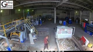 Запуск гофропроизводства в г. Иркутске за 30 секунд(В июле 2016 года компания ООО «Промкомплекс», г. Иркутск в связи с расширением видов деятельности ввела в..., 2016-08-10T08:40:23.000Z)