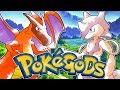 Pokémon Mysteries - The Secret PokéGods!