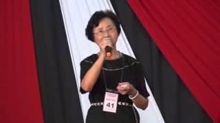 65 Fussae Noguti - Jinsei Ichiro - P.Prudente - Kōhaku Utagassen – Araçatuba 2015