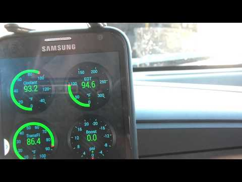 Ford Powerstroke Torque Android App Installation review
