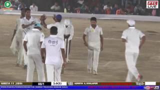 KHALAPUR VS  URAN / FULL MATCHAT Late. Asmita Thombare Smruthi Chashak 2017 , Riss | Open Tournament