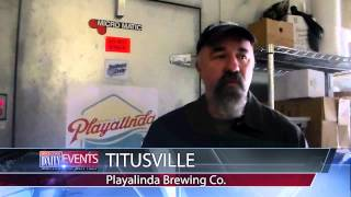 VIDEO: Playalinda Low Country Boil Ale, Wild Ocean Seafood Pairing A Hit With Patrons