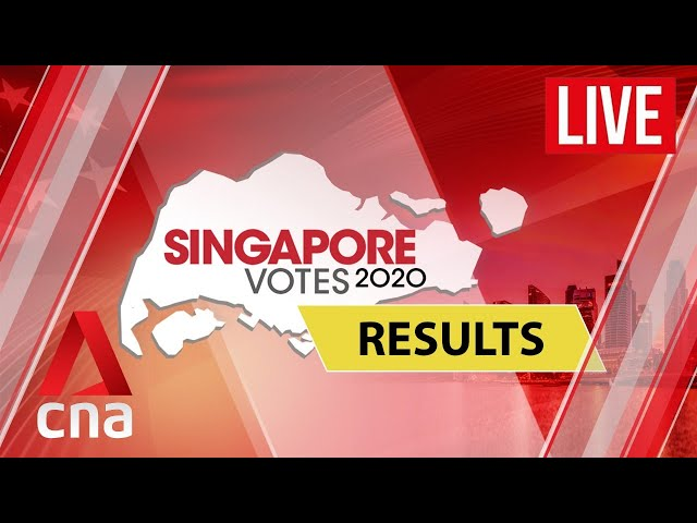 [LIVE HD] GE2020: Singapore General Election results special - CNA