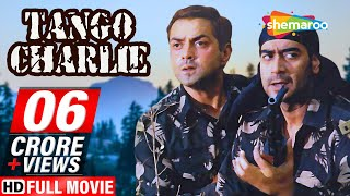 Video Tango Charlie (HD) Hindi Full Movie  - Ajay Devgn - Bobby Deol - Sanjay Dutt - (With Eng Subtitles) download MP3, 3GP, MP4, WEBM, AVI, FLV September 2019