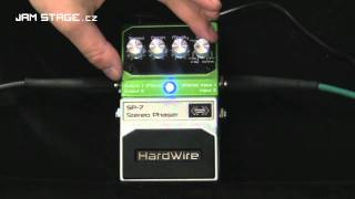 Hardwire SP-7 Stereo Phaser