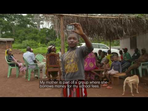 Meet Liliane from Cameroon - A day in her life