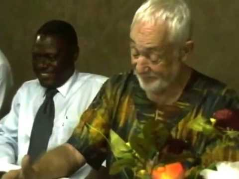 Dr John D Arnold Arrival to Cameroon - Social Economic Development Projects - Summer 2012