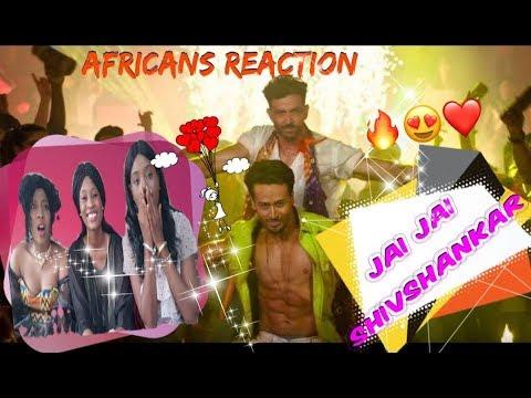 Jai Jai Shivshankar Full Song  War  Hrithik Roshan, Tiger Shroff  Vishal & Shekhar Aga Reaction