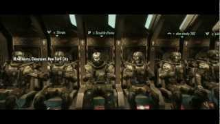 "Crysis 3 - (Hunter Mode) Online Multiplayer Gameplay ""China Town"" 1080p"