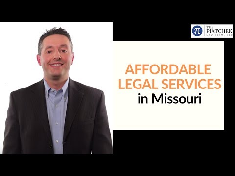Affordable Legal Services and Piatchek Law Firm (Video)