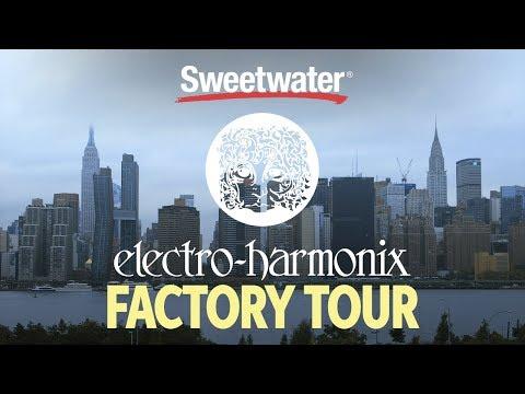 Electro-Harmonix Factory Tour