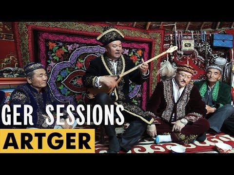 Ger Sessions: SEKEI KHASAMKHAN 'Adamzat Terme' (Traditional Kazakh Song) S1/E6
