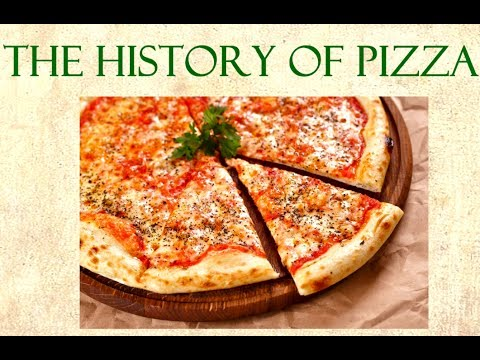 The History Of Pizza | THO