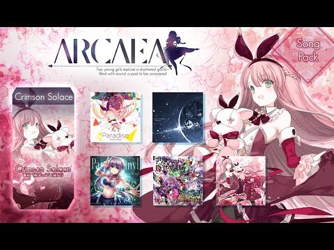 【Arcaea】 Crimson Solace Pack + New Character 紅「Kou」