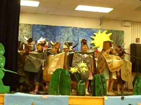 Borton Primary Magnet School, Partners in Nature Play (Finale)