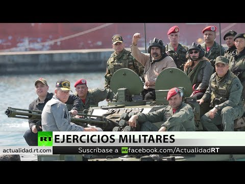 Venezuela Pone A Prueba Su Capacidad Militar