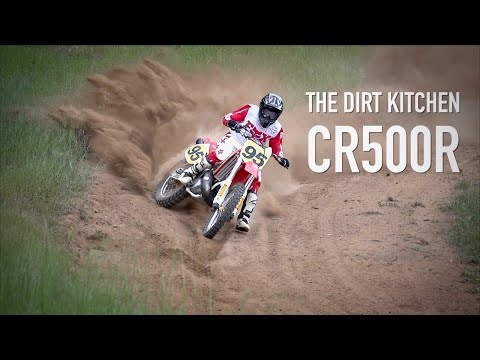 THE DIRT KITCHEN - CR500R