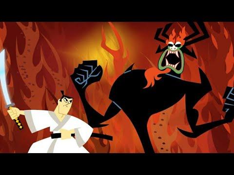 Download Samurai Jack Hindi Opening   Samurai Jack Cartoon Hindi