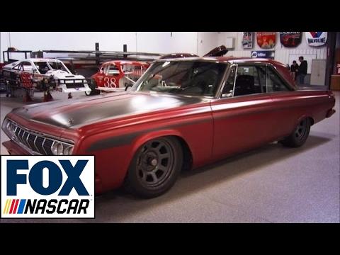 Ray Evernham's 'Bad-to-the-Bone' 1964 Plymouth | NASCAR RACE HUB