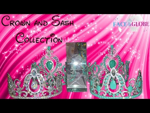 Tiara Collection | Face of the Globe | Emily Martin