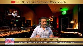 TEHLKA TV \u0026 RADIO/ Live With Amar Padda ON SEP 25  2020