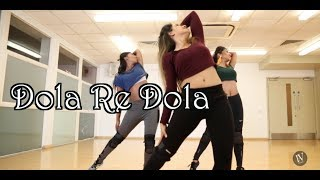 DOLA RE DOLA | Devdas | dance choreography | Bollyhood | London dancers