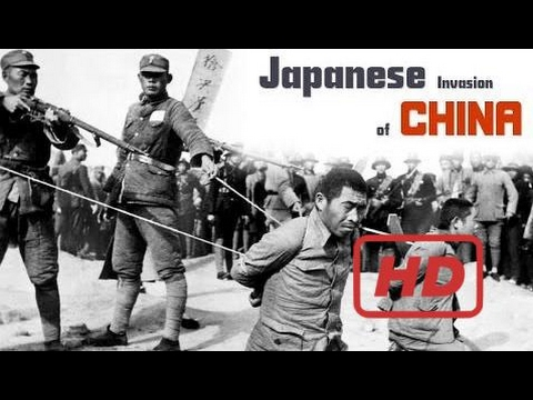 History Of East Asia  UNIT 731 Documentary | Japanese Invasion of China | Second Sino-Japanese War