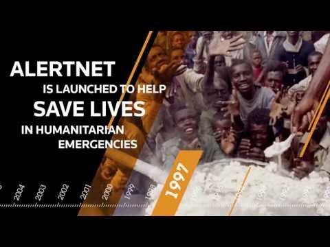 Thomson Reuters Foundation: Our History