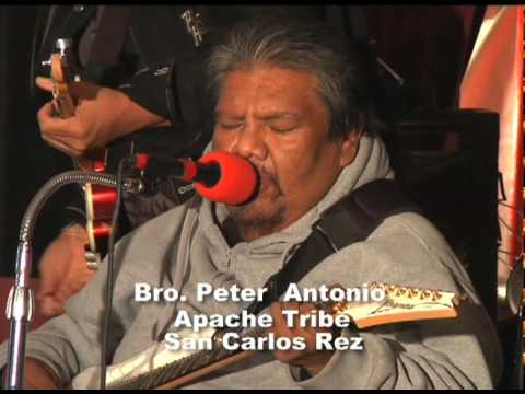 Peter Antonio San Carlos Apache AZ