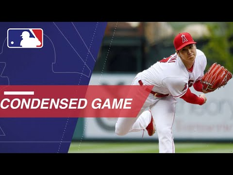 Condensed Game: TB@LAA - 5/20/18