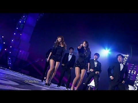 【TVPP】SISTAR19 - Ma Boy, 씨스타19 - 마 보이 @ 2011 KMF Live