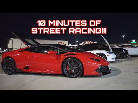 850hp Shelby GT500 vs Lambo vs 800hp ZR1 vs TT GT350 + BMW M3 vs McLaren & MORE!!!