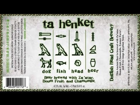 Dogfish Head Ta Henket (ancient Fail?)| Beer Geek Nation Beer Reviews Episode 281