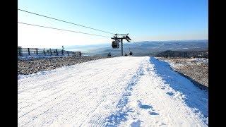 Шерегеш. Обзор горнолыжных трасс в Шерегеше 8 января 2017 года