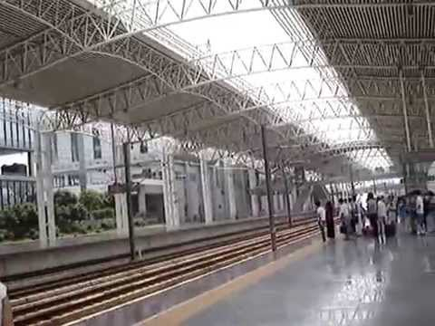 High Speed (G) Train From Zhenjiang To Shanghai