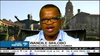 Wandile Sihlobo on food security in South Africa