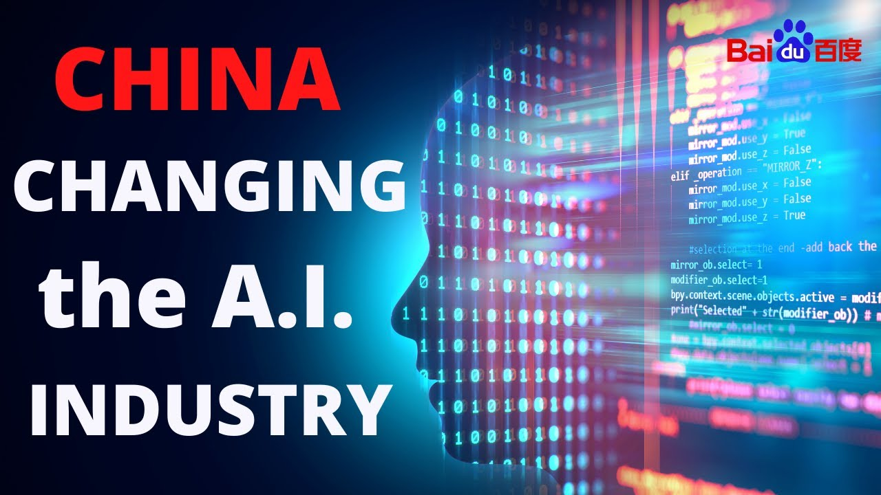 Baidu: How China became the World Champion in AI