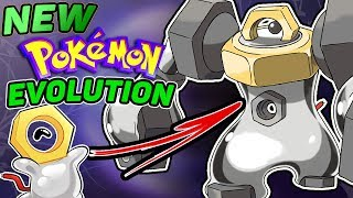 Meltan/ Melmetal - Pokemon Evolution Tree: How EVERY NEW Pokemon Evolves! Lets go Pikachu/ Eevee