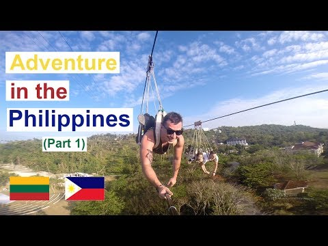 Lithuanians in Philippines | Let's Go to Boracay (PinayVlog) | it'srofa