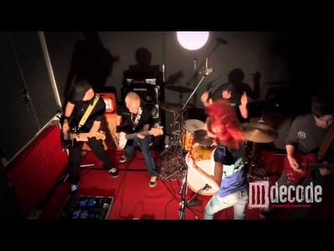 Decode (Paramore Tribute Band) - Decode # live in studio #