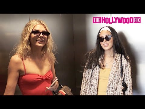 Alissa Violet & Cindy Kimberly Talk Justin Bieber, Jake Paul, Tana Mongeau, OnlyFans & More from YouTube · Duration:  1 minutes 37 seconds