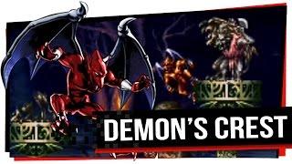 Demon's Crest - Jogos Antigos - Super Nintendo