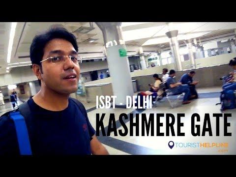 Kashmere Gate ISBT, DELHI : The Beginning of my Spiti Trip