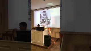 [AIP] Artist Immersion program Italy: TERRENCE GOWER AND KELLI ANDERSON PRESENTATION