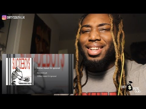 Either Hated Or Ignored ($UICIDEBOY$) → DIRTY$OUTH REACTION