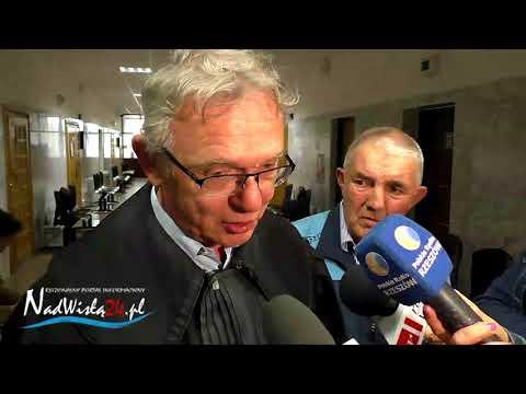18.05.2018 Adwokat Ryszard Łepski o przedłużeniu aresztu prezydenta Tarnobrzega, Grzegorza K